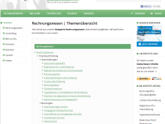 Rechnungswesen-verstehen.de in neuem Look!