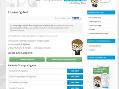 Neue E-Learning Area online!