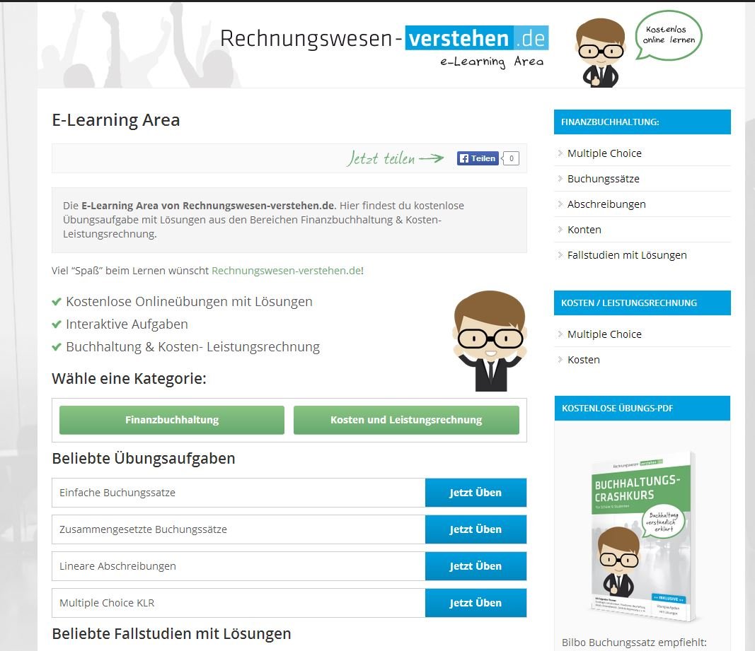 Neue E Learning Area Online Magazin