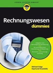 Das Buch Rechnungswesen für Dummies ist ein super Helfer